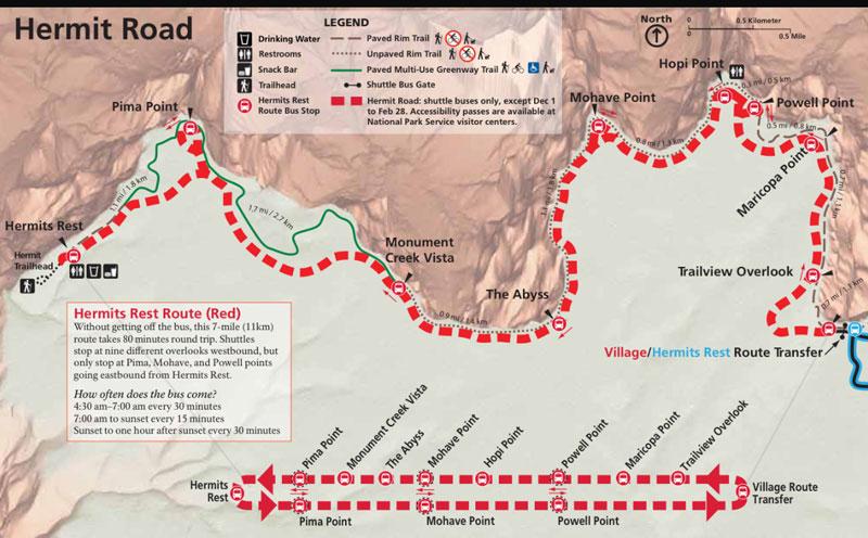 Southwest USA Grand Canyon to Zion National Park oswaldscorner